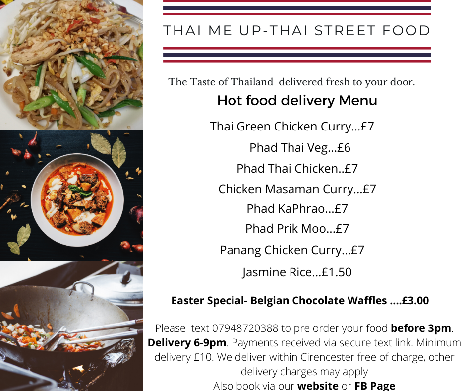 THAI TAKEAWAY CIRENCESTER