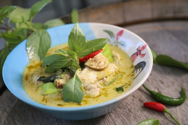 green curry, thai food, thai ingredient